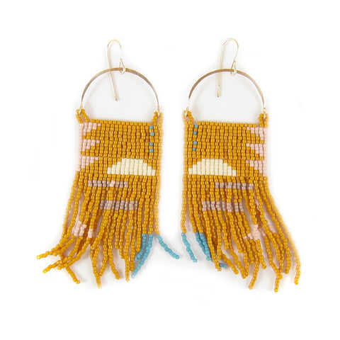 Konto Earrings