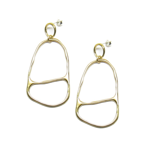 Osso Drop Earrings