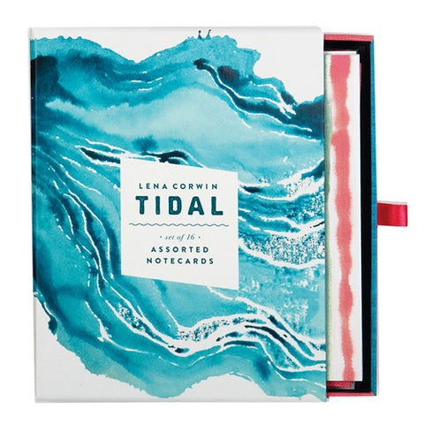 Tidal Greeting Card Set
