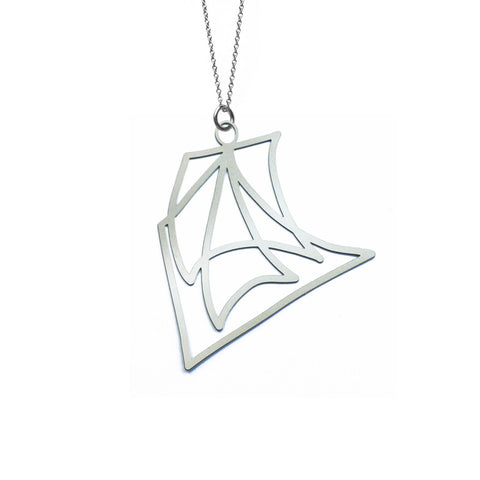 Sails Pendant Necklace