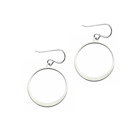 Tiny Simple Hoop Earrings