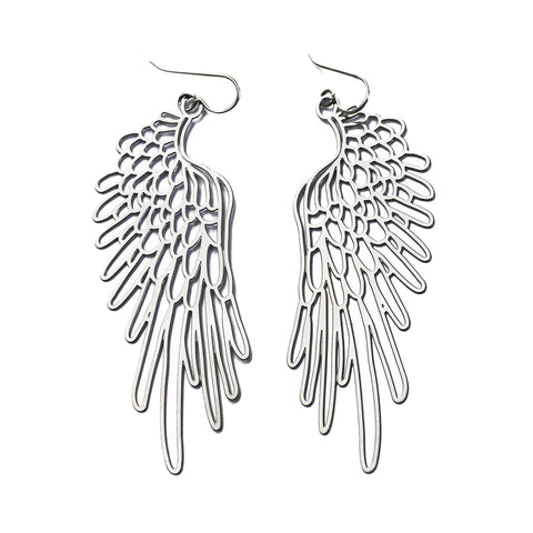 Wings #3 Earrings