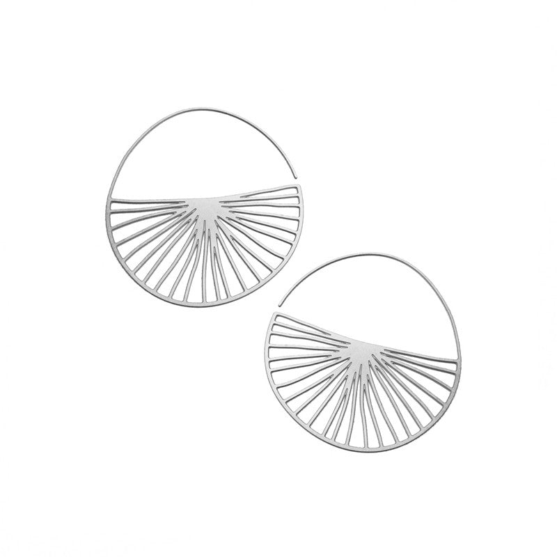 Tiny Radius Hoops