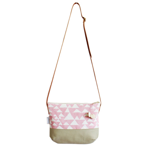 Triangle Crossbody Bag