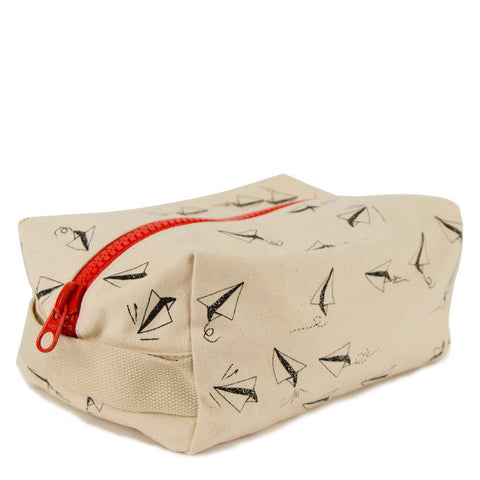 Paper Airplanes Traveller Bag