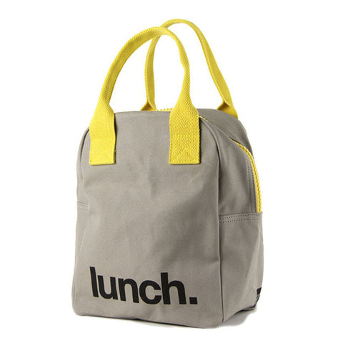 LUNCH Zipper Lunch Bag