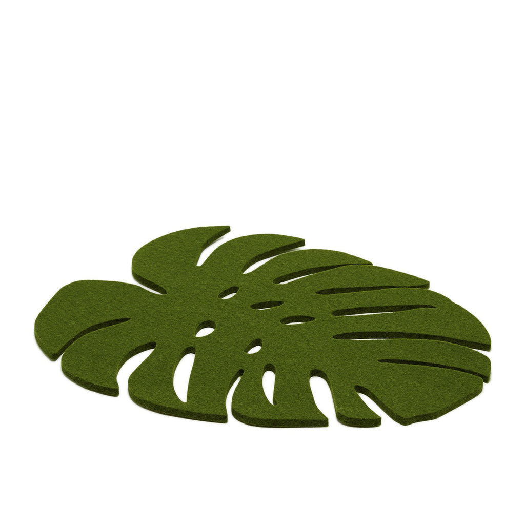 Large Monstera Leaf Trivet