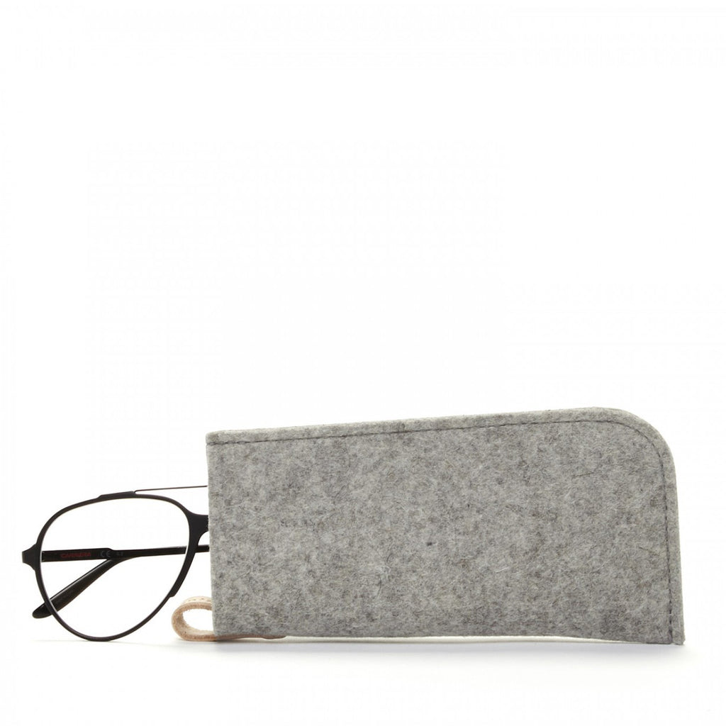 Felt Eyeglass Sleeve