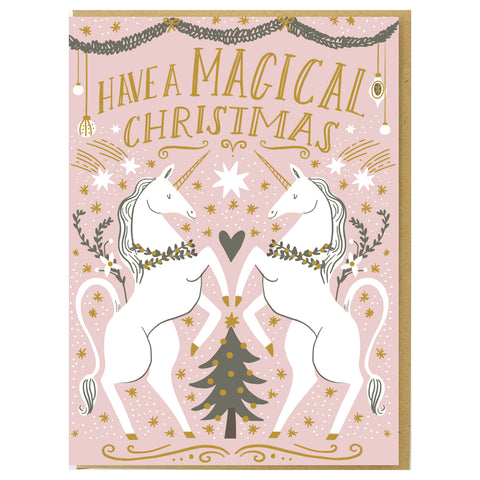 Magical Christmas Card Set