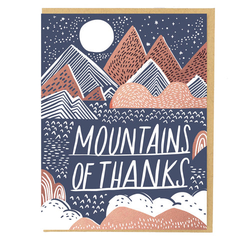 Mountain of Thanks Box Set