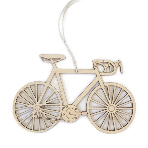 Road Bike Ornament