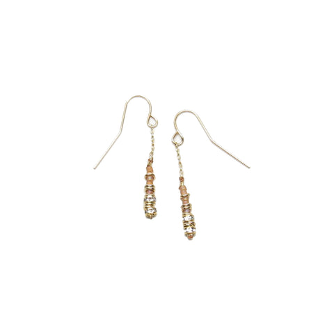 Dune Crystal Earrings
