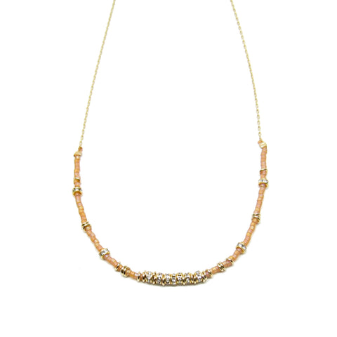 CLEARANCE - Dune Half Necklace