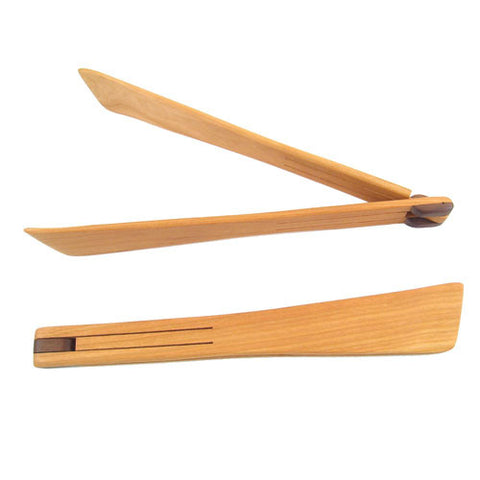 Folding Serving Tongs