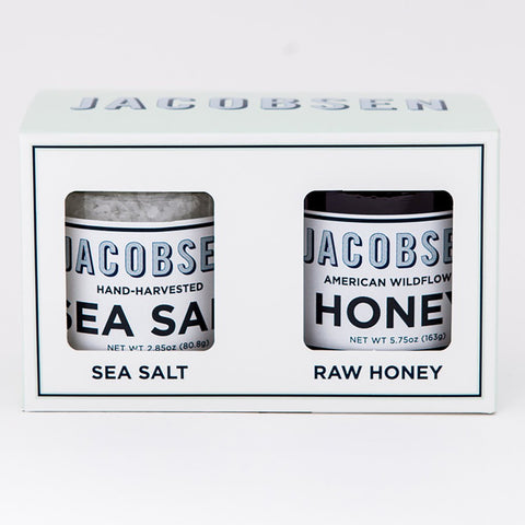 Sea Salt and Honey Set