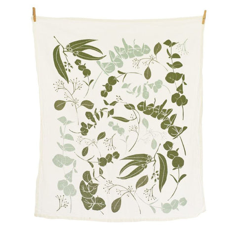 Eucalyptus Kitchen Towel