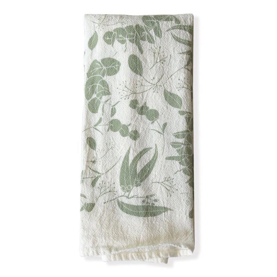 Eucalyptus Twigs Napkin Set