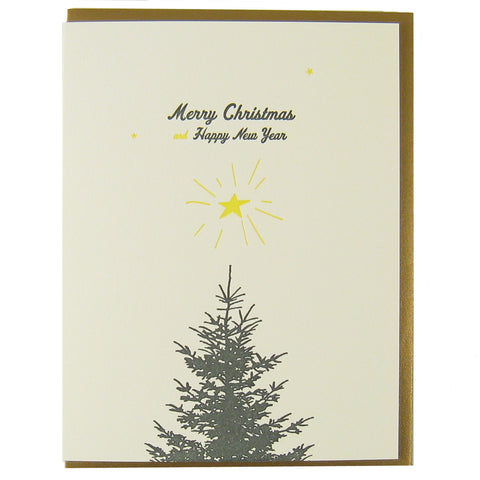Merry Christmas Tree Star Box Set