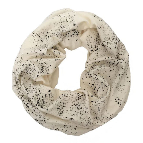 Seaspray Mini Infinity Scarf