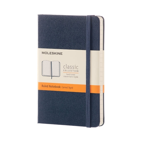 Classic Pocket Hardcover Notebook