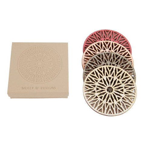 Atlas Coaster Set