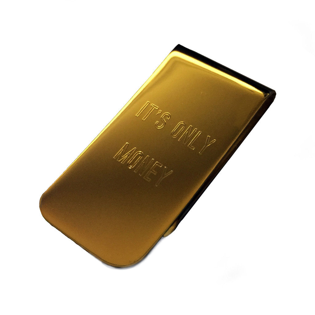 It's Only Money Money Clip