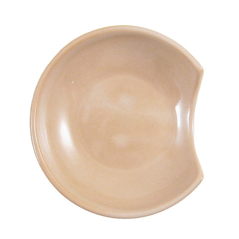 Tinted Porcelain Spoon Rest