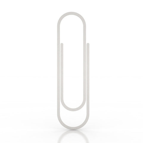 Marked Paperclip Bookmark