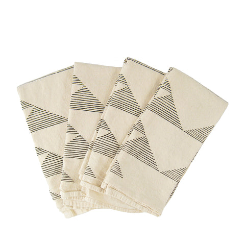 Triangles Napkin Set