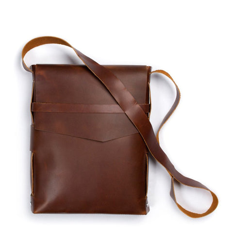 Explorer Leather Satchel