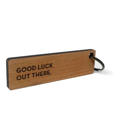Good Luck Key Tag