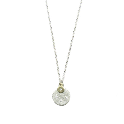 Double Treasure Coin Necklace