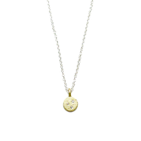 CLEARANCE - Medium Treasure Coin Necklace
