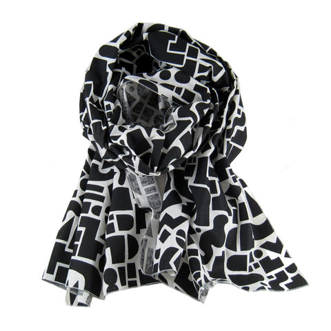 Shapes Scarf - Sale