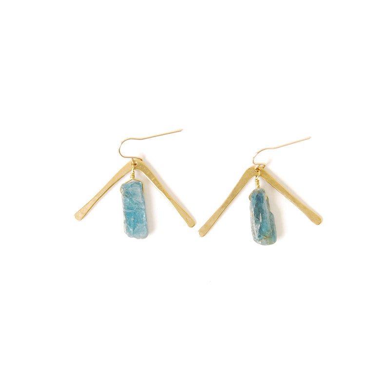 Imí Angle Earrings