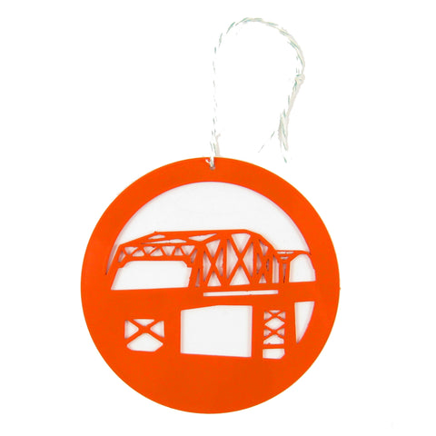 Broadway Bridge Ornament