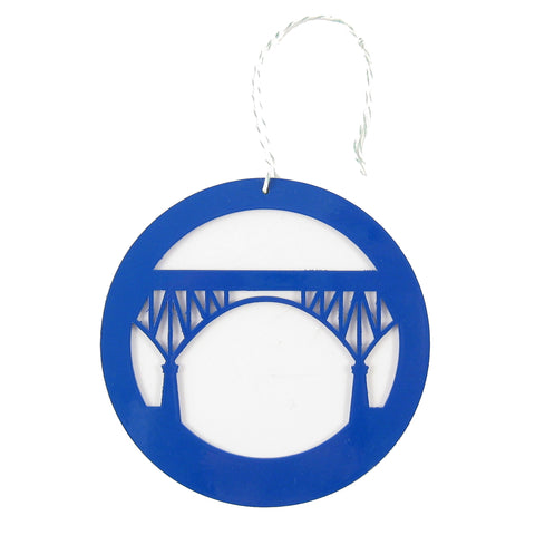 Ross Island Bridge Ornament