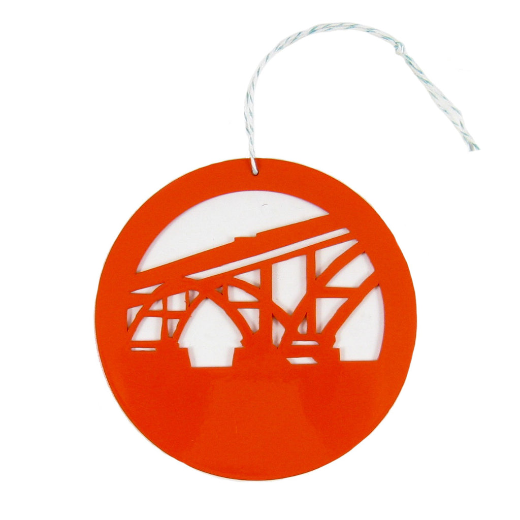 Sellwood Bridge Ornament