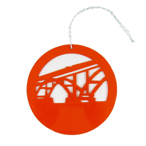 CLEARANCE - Sellwood Bridge Ornament
