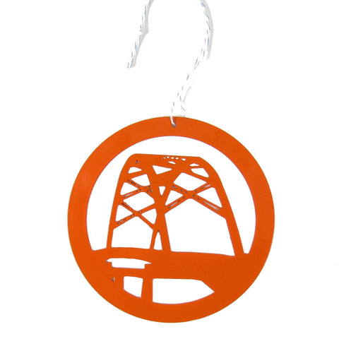 CLEARANCE - Sauvie Island Bridge Ornament