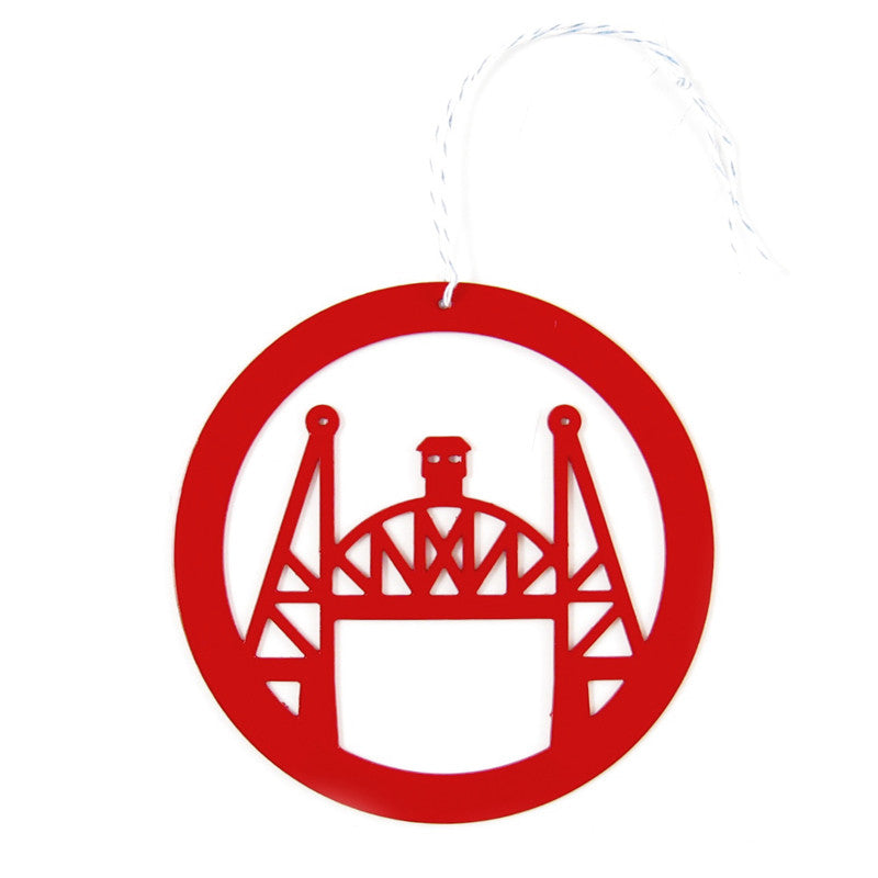 Hawthorne Bridge Ornament