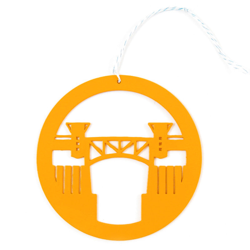 Morrison Bridge Ornament