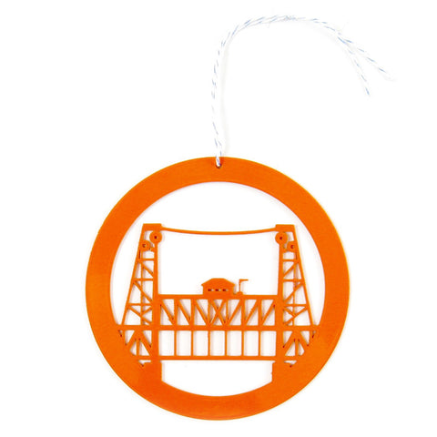 Steel Bridge Ornament