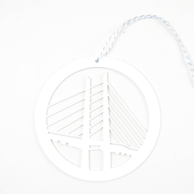 Tilikum Crossing Ornament