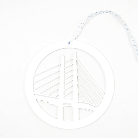 CLEARANCE - Tilikum Crossing Ornament