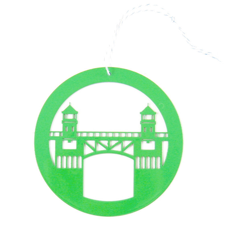 Burnside Bridge Ornament