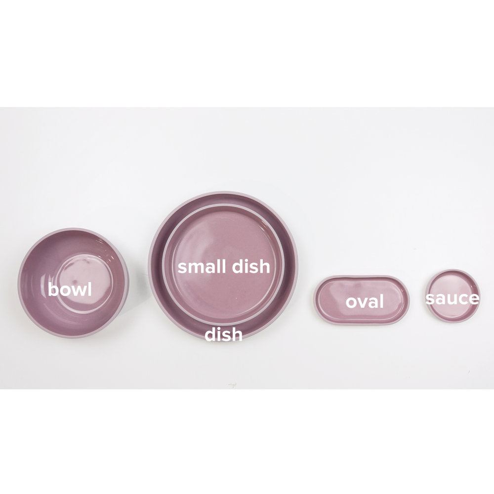 Small Round Sharing Dish