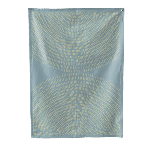 Fireworks Tea Towel