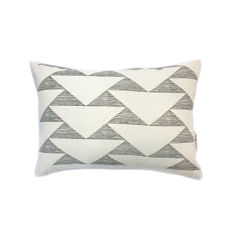 Triangles Pillow