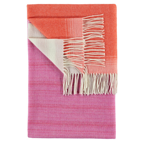 Harper Crocus Throw